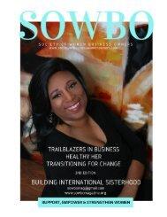 SOWBO Magazine 2nd Edition