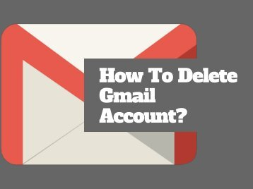 How To Delete and Disable Gmail Account - Updated | You Should Not Have To Miss!!!