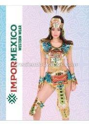 #636 Catálogo Impor México Western Wear precios de mayoreo en USA