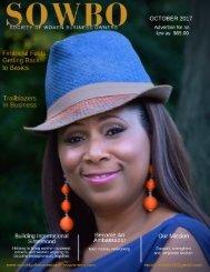 SOWBO Magazine 1st edition