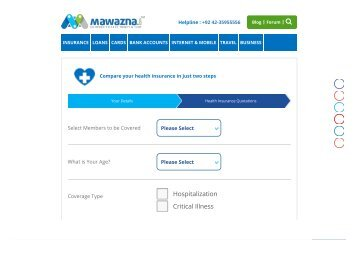 best health insurance in pakistan