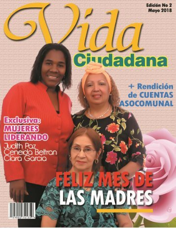 Edicion No 2 Revista Vida Ciudadana