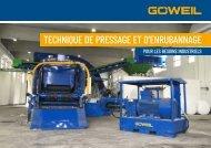 FR | Technique de pressage et d'enrubannage industrielle| Goeweil