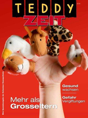 Teddy Zeit 2018