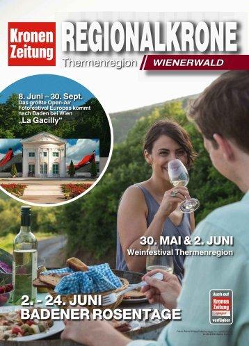 Regionalkrone Thermenregion Wienerwald 2018-05-17