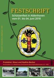 Festschrift Schützenfest Aldenhoven 2018