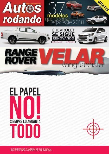 Revista Autos Rodando Febrero 2018