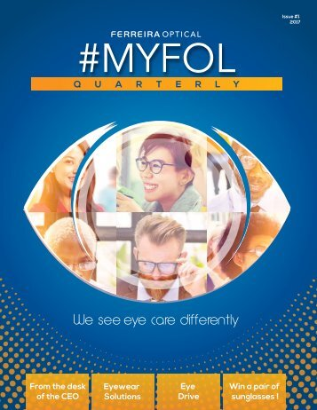 #MYFOL Issue 1 2017