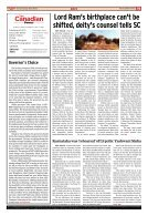 The Canadian Parvasi - Issue 46 - Page 6