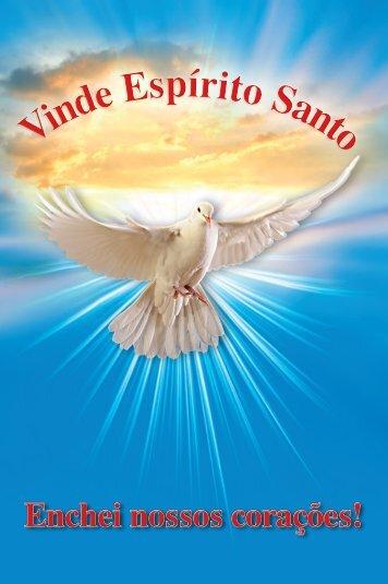 Oraçãoes ao Espírito Santo