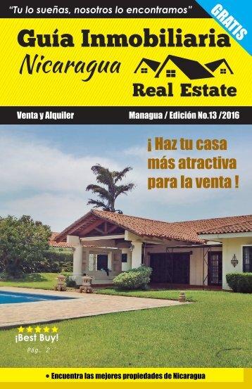 Revista Guía Inmobiliaria N° 13
