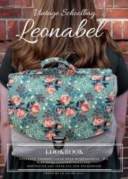 Lookbook Vintage Schoolbag Leonabel