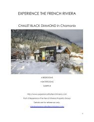 Chalet Black Diamond - Chamonix