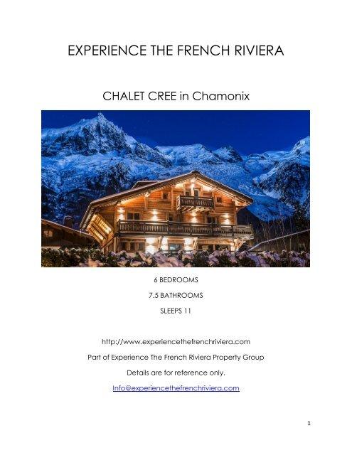 Chalet Cree - Chamonix