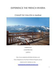 Chalet Du Vallon - Meribel
