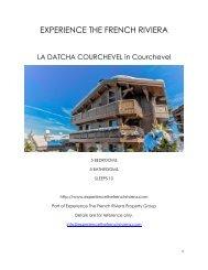 La Datcha Courchevel - Courchevel