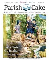 Parish Cake - Summer 2018