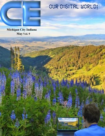 ce magazine may  2018 issue
