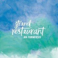 Strandrestaurant Ilsenhof - Speisekarte 2018