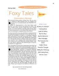 Foxy Tales 2009