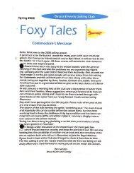 Foxy Tales 2008