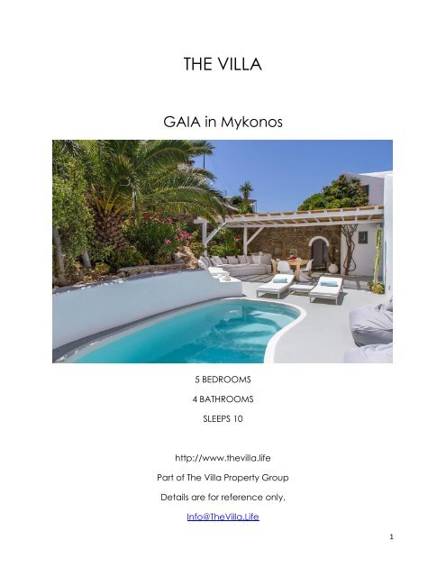 Gaia - Mykonos