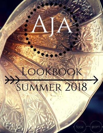 Aja Lookbook 2018