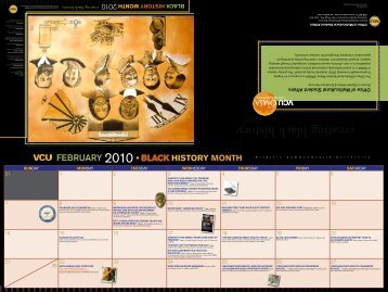 black history month - Office of Multicultural Student Affairs - Virginia ...