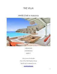 White Star - Mykonos