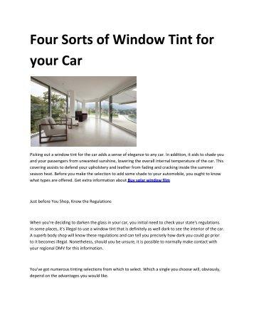 6 Buy 3M window film