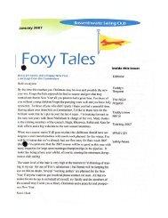 Foxy Tales 2007