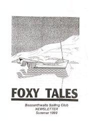 Foxy Tales 1999