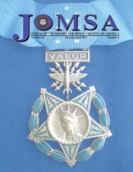Vol. 62, No. 2 (March-April 2011) - Orders and Medals Society of ...