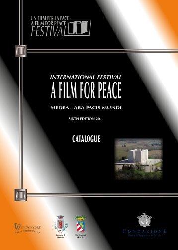a film for peace - Festival UN FILM PER LA PACE