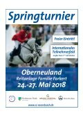 5. YOUNG STARS Fohlenauktion am 27. Mai 2018 in Bremen-Oberneuland - Page 2