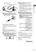 Sony MHC-VX333 - MHC-VX333 Consignes d'utilisation Espagnol - Page 7