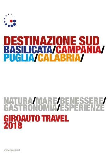 Catalogo Giroauto Travel 2018