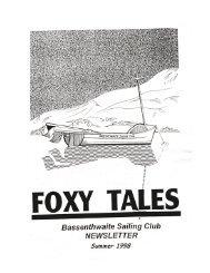 Foxy Tales 1998