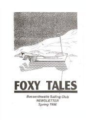Foxy Tales 1996