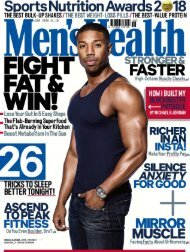 2018-06-01 Men's Health UK