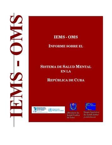 IEMS - OMS - World Health Organization