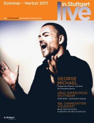 GEORGE MICHAEL - in.Stuttgart