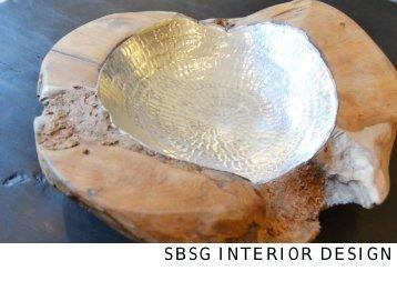SBSG INTERIOR DESIGN PORTFOLIO 2018