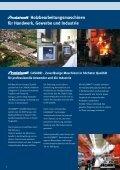 Holzbearbeitungsmaschinen Vierseitenhobel- und ... - Seite 2