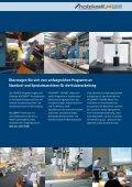 Holzbearbeitungsmaschinen Vierseitenhobel- und ... - Seite 3