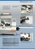 Holzbearbeitungsmaschinen Vierseitenhobel- und ... - Seite 5