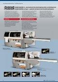 Holzbearbeitungsmaschinen Vierseitenhobel- und ... - Seite 6