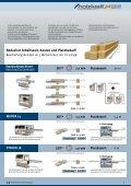 Holzbearbeitungsmaschinen Vierseitenhobel- und ... - Seite 7