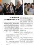 15 Millionen aus DFG-Programmen TUM erneut Exzellenzuniversität - Seite 6