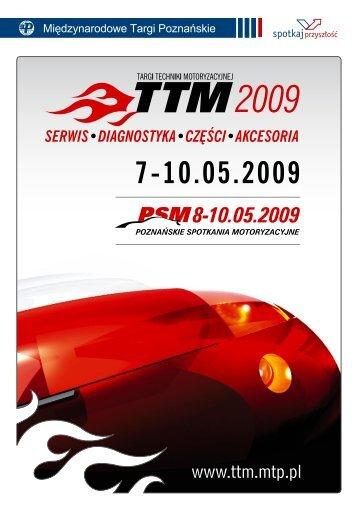 01 - TTM - Międzynarodowe Targi Poznańskie